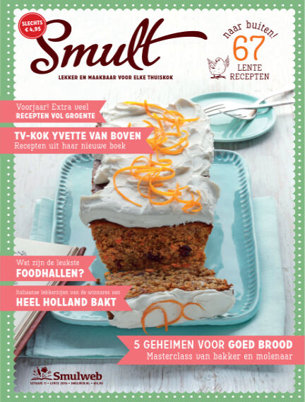 Smulweb Magazine March 01, 2016 00:00