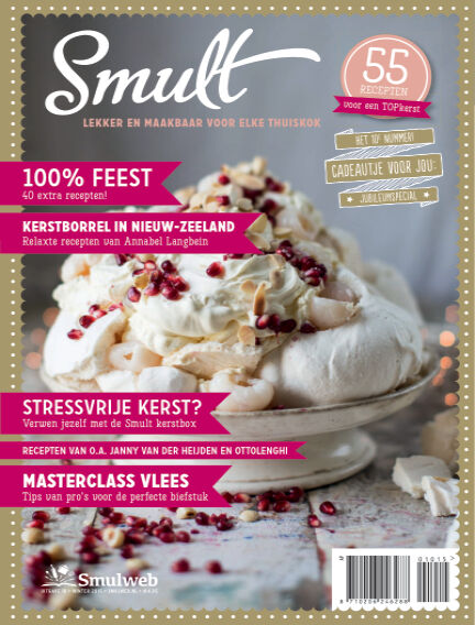 Smulweb Magazine December 01, 2015 00:00