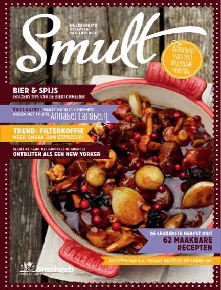 Smulweb Magazine October 01, 2015 00:00