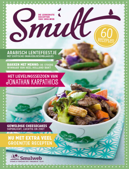Smulweb Magazine March 01, 2015 00:00