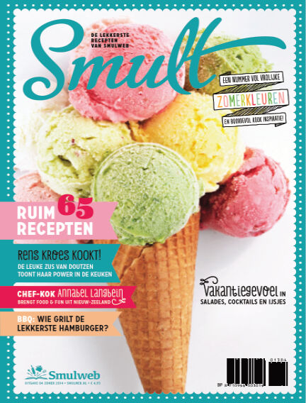 Smulweb Magazine June 01, 2014 00:00