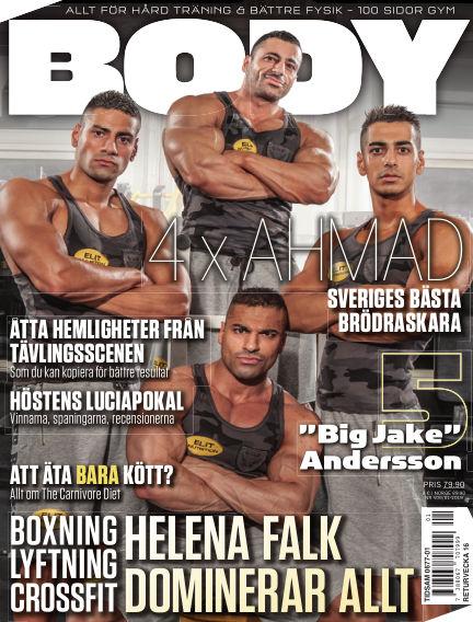 body magazine erbjudande