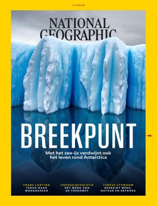 National Geographic - NL 11 2018