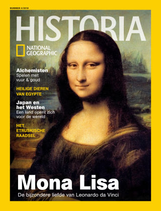 National Geographic Historia 4/2018