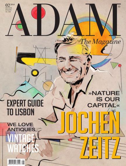 ADAM THE MAGAZINE December 01, 2018 00:00