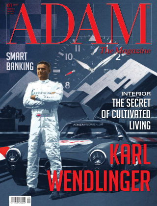 ADAM THE MAGAZINE 01/2019