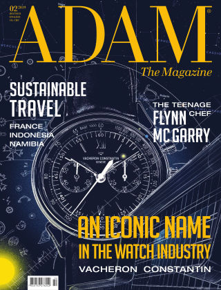 ADAM THE MAGAZINE 02/2019