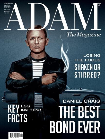 ADAM THE MAGAZINE November 09, 2020 00:00