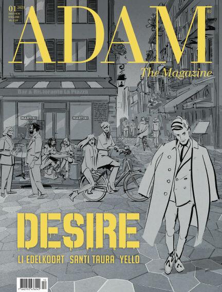ADAM THE MAGAZINE May 11, 2021 00:00