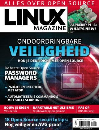 Linux Magazine 03-2018