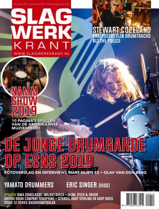 Slagwerkkrant mrt-apr 2019