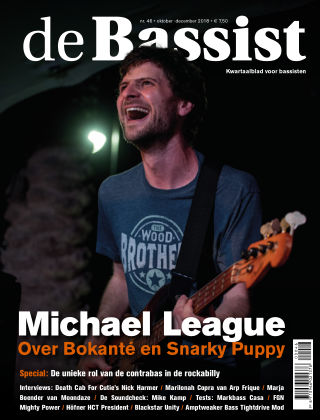 De Bassist okt-nov-dec 2018