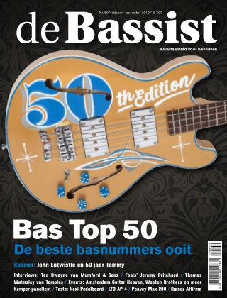 De Bassist okt-nov-dec 2019