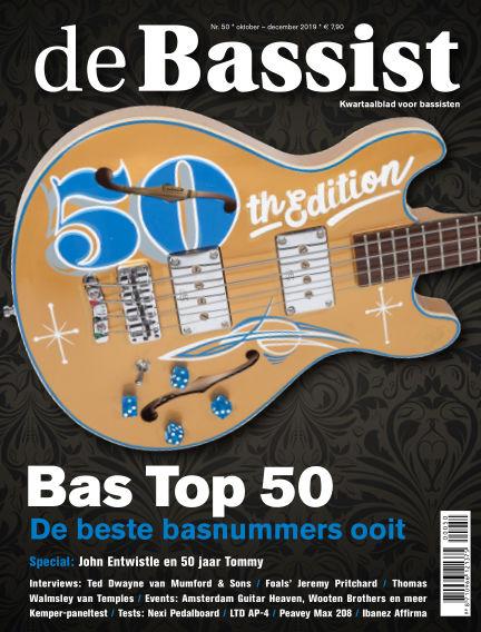 De Bassist September 26, 2019 00:00