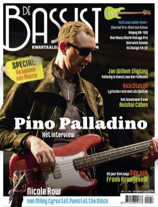 De Bassist DB57 (Juli/Sep)