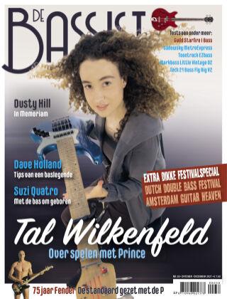 De Bassist DB58 (Okt/Nov/Dec)