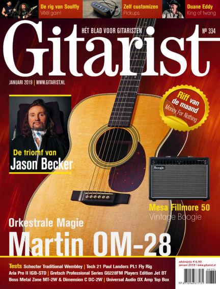 Gitarist December 13, 2018 00:00