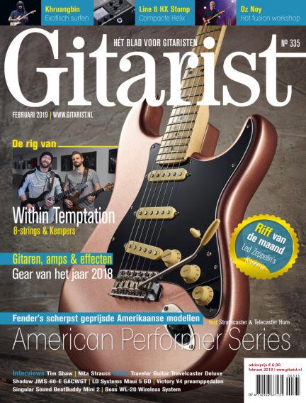 Gitarist January 17, 2019 00:00