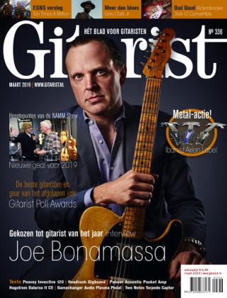 Gitarist maart 2019