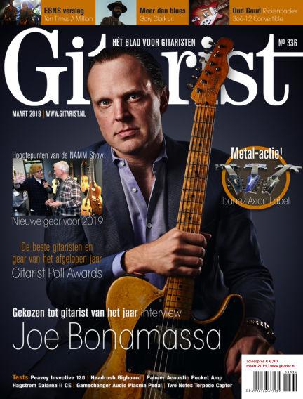 Gitarist February 21, 2019 00:00