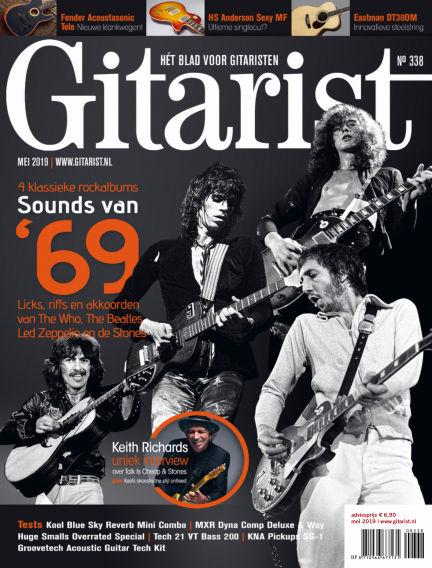 Gitarist April 22, 2019 00:00