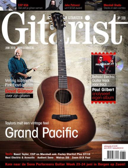 Gitarist May 16, 2019 00:00