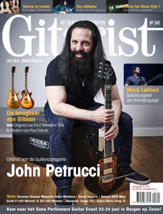 Gitarist juli 2019