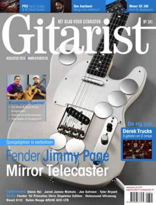 Gitarist augustus 2019