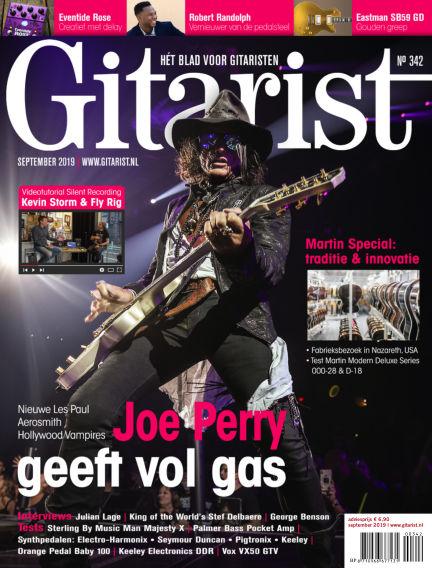Gitarist August 22, 2019 00:00