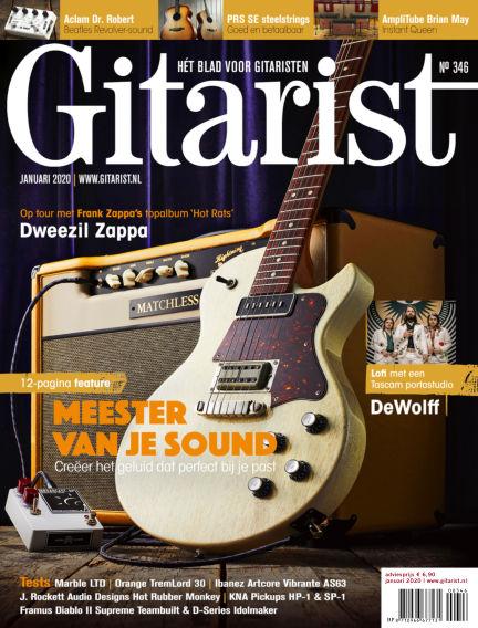 Gitarist December 19, 2019 00:00