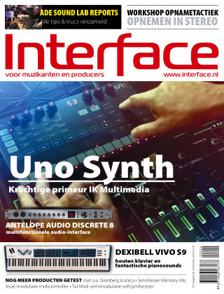 Interface December 2018