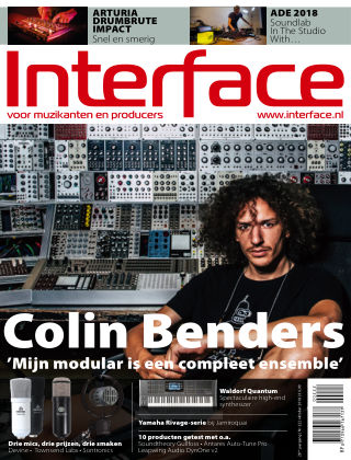 Interface October 2018