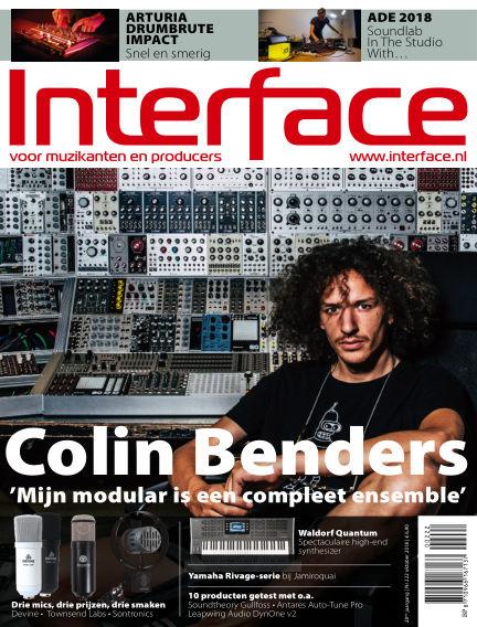 Interface September 22, 2018 00:00