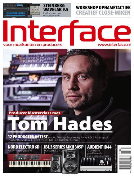 Interface October 22, 2018 00:00