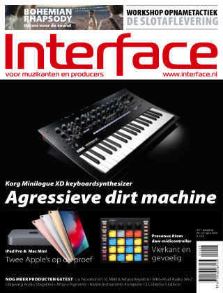 Interface april 2019