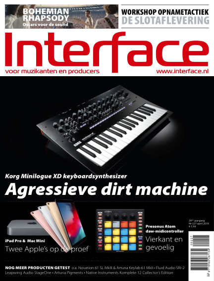 Interface March 28, 2019 00:00