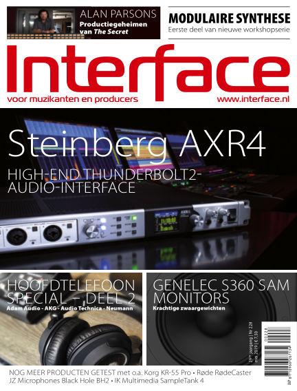 Interface May 02, 2019 00:00