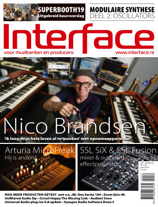 Interface juni 2019