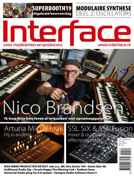 Interface May 30, 2019 00:00