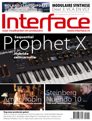 Interface juli 2019
