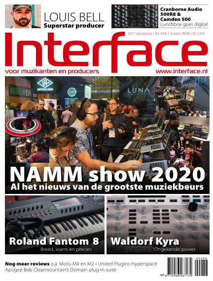 Interface February 27, 2020 00:00