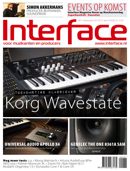 Interface March 26, 2020 00:00