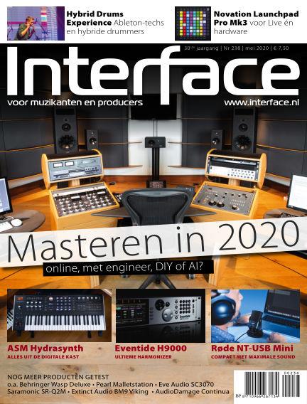 Interface May 07, 2020 00:00