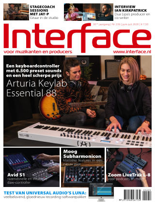 Interface juli 2020