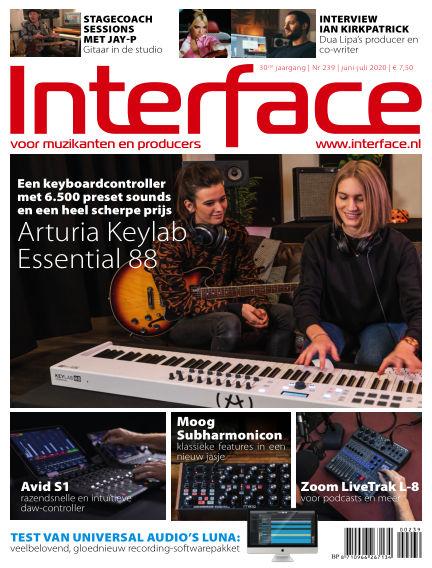 Interface June 25, 2020 00:00