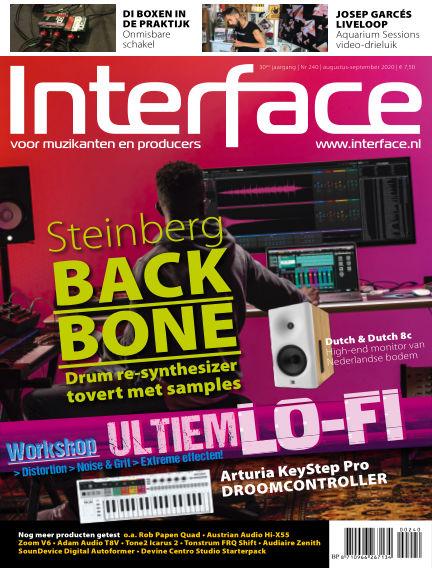 Interface July 30, 2020 00:00