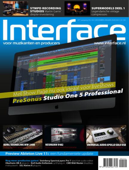 Interface November 12, 2020 00:00