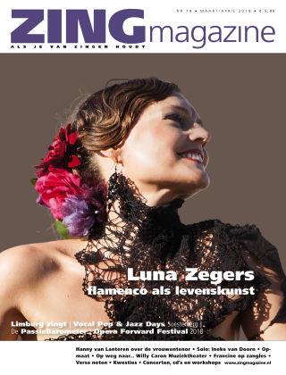 ZINGmagazine feb-mrt