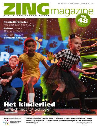 ZINGmagazine feb-mrt 2019