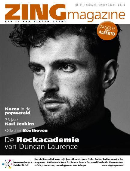 ZINGmagazine January 28, 2020 00:00